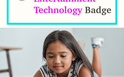 6 Fun Activities To Earn The Junior Entertainment Technology Badge