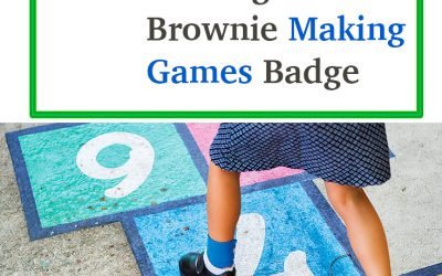5 Fun Games To Play When Earning the Brownie Making Games Badge