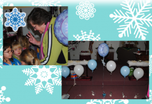 Girl Scout Winter Ceremony