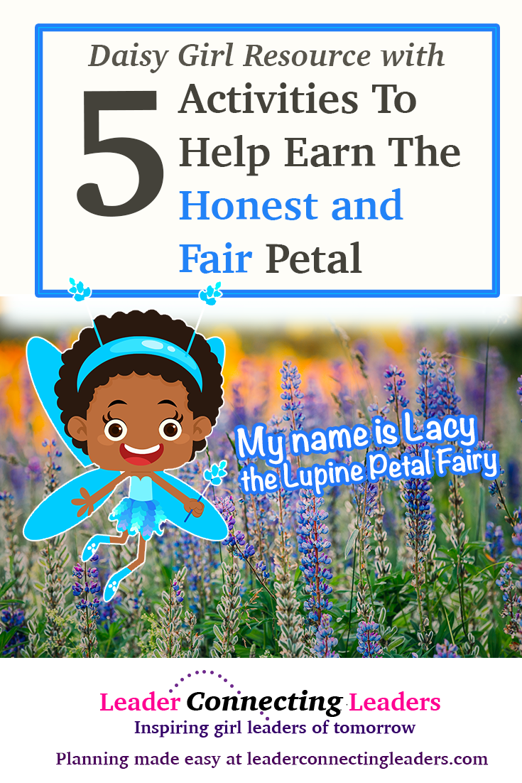 5 Fun Activities To Help Your Daisies Earn The Honest And Fair Petal