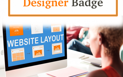 How to Start a Blog And Earn the Senior Web Designer Badge