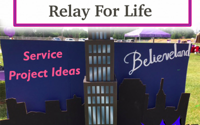 How Your Troop Can Support Another Non-Profit: Relay For Life