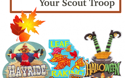 5 Amazing Fall Fun Patches With Activities To Use With Your Troop