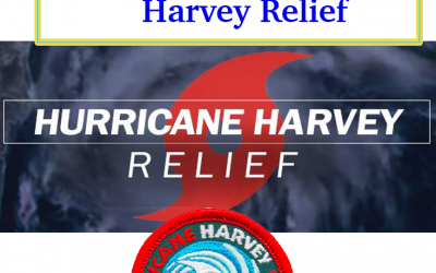 15 Ways Your Troop Can Help With Hurricane Harvey Relief