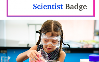 6 Fun Experiments To Earn the Brownie Home Scientist Badge