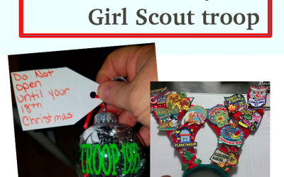 4 Great Ideas for Christmas With Your Girl Scout Troop