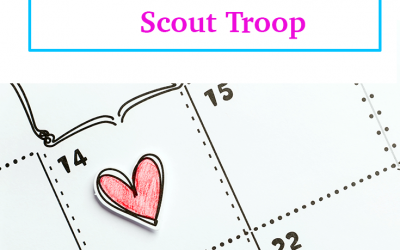 6 Great Ideas for Valentine's Day With Your Girl Scout Troop