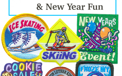 6 Fun Patch Activity Programs For Winter, Cookies, and New Year Fun