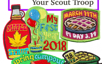 5 Fun Patch Activity Programs For March Fun With Your Troop
