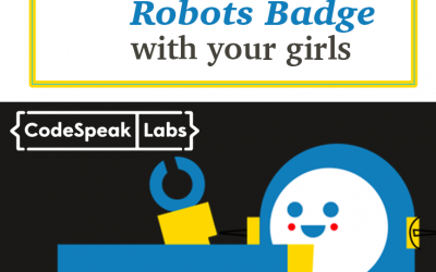 5 Fun Activities To Earn the Junior Designing Robots Badges