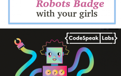 5 Fun Activities To Earn the Junior Programming Robots Badges