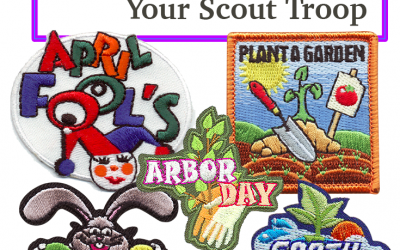 5 Fun Patch Activity Programs For April Fun With Your Troop