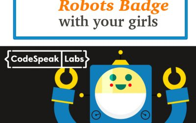 5 Fun Activities To Earn the Junior Showcasing Robots Badge