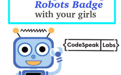 5 Fun Activities To Earn the Brownie Programming Robot Badge