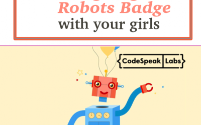 5 Fun Activities To Earn the Brownie Designing Robot Badge