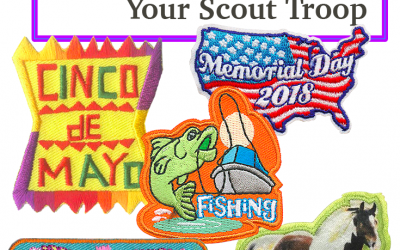 5 Fun Patch Activity Programs For May Fun With Your Troop