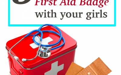 5 Fun Activities To Earn the Brownie First Aid Badge