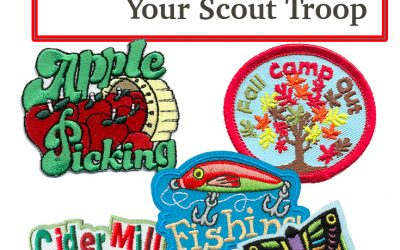 5 Fun Patch Activity Programs For August Fun With Your Troop