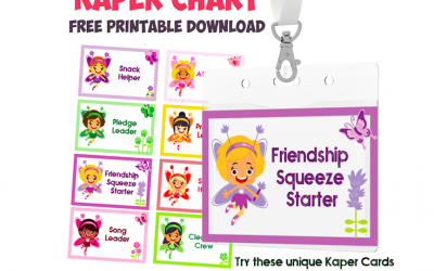 12+ Amazing Resources to Help You Plan and Organize Your Troop + FREE Kaper Chart Download