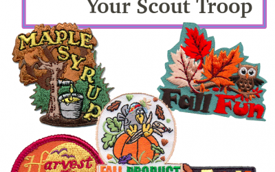 5 Fun Patches For September And Activities For Your Troop