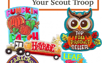 5 Fun Patches For October And Activities For Your Troop