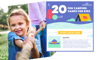 20 Fun Camping Games Great For Your Troops Next Outdoor Adventure