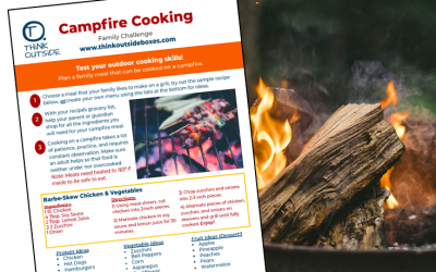 Campfire Fun: Cooking Challenge For Your Next Camp Out