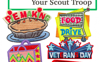 5 Fun Patches For November and Activities For Your Troop