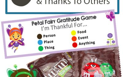 6 Meaningful Ways Show Appreciation and Thanks To Others + a Gratitude Game For Your Troop