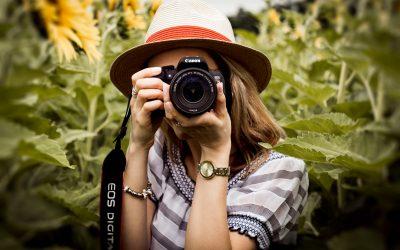 5 Fun Activities To Help Your Girls Earn the Junior Digital Photographer Badge